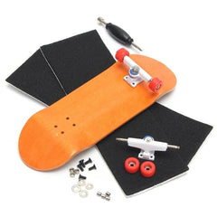 Wooden Finger Skateboards Professional