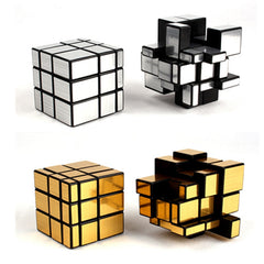 Magic Cube Third-order Mirror Shaped
