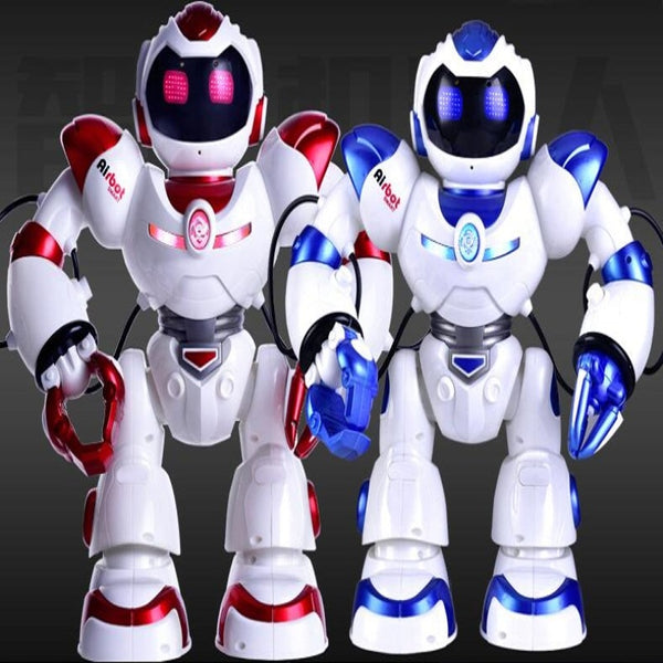 Robot fighting humanoid intelligent  Robot