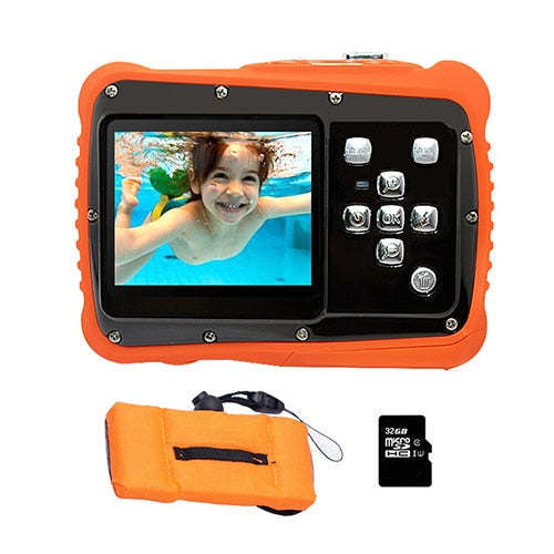 Digital Camera Children Kids Birthday Gift