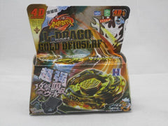 Golden Dragon Spin Tops Burst Toys