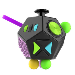 Antistress Cube 2 Toys Fidget Magic Cube