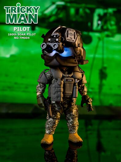 Seal Team 6 Pointman Rifleman figure Collection