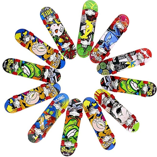 Toy Frosted Skateboard For Children