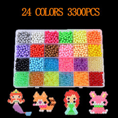 3D Puzzle Kids Educational beads