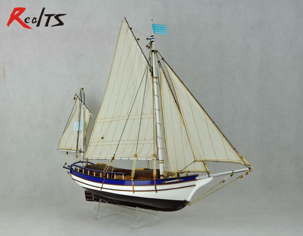 Classics wooden sail boat Ship model kits