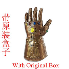 Fingers Cosplay Gloves Electronic Fist Marvel Toys
