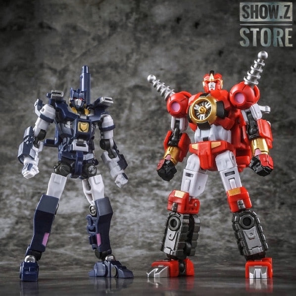 "Mizar Spirits of The ""D.E.C"" Vos Kaon Set of 2 Action"