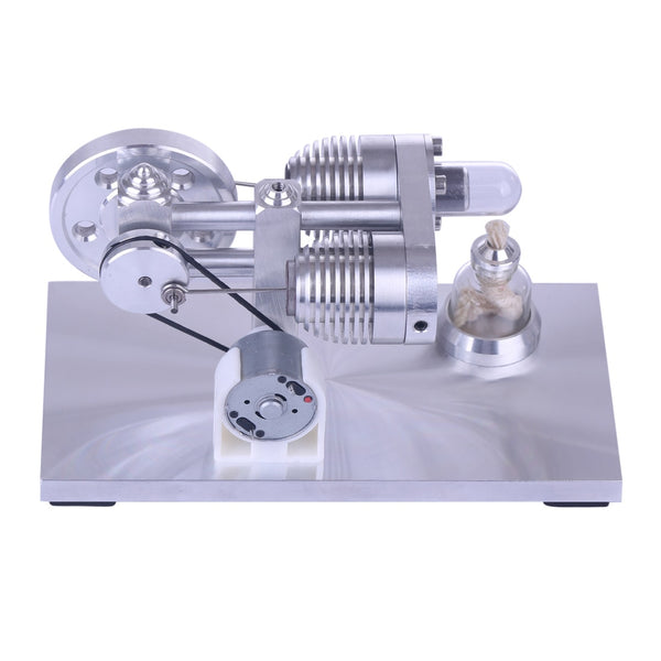 Tube Stirling Engine Educational Model Building Kit