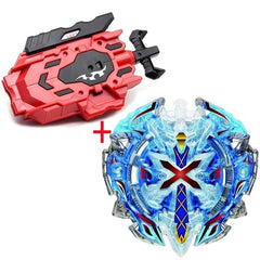 Metal Booster Top Starter Gyro Spinning Fight Toy