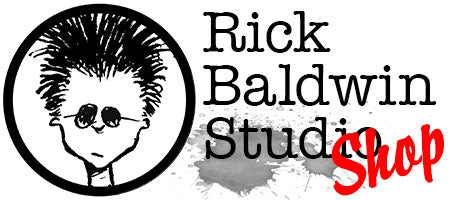Rick Baldwin Studio Shop
