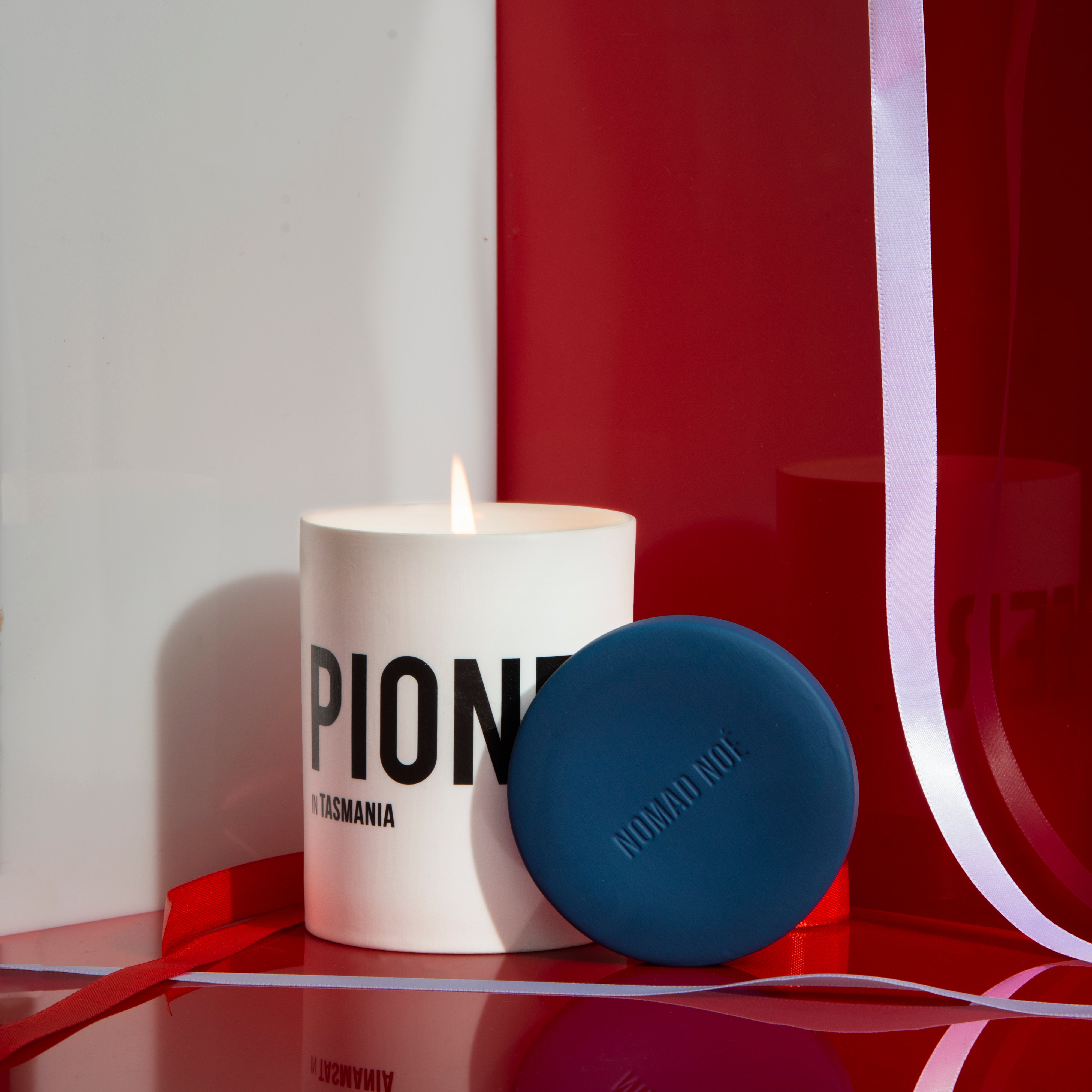 Pioneer scented candle by Nomad Noe