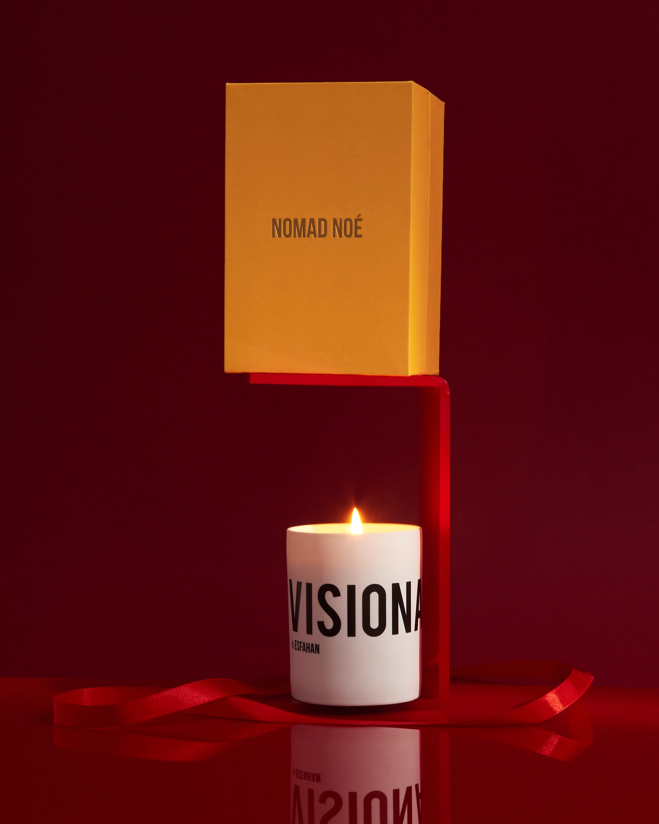 Visionary Scented Candle by Nomad Noé