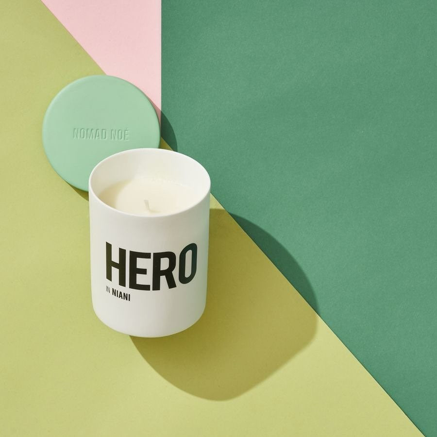 Hero Scented Candle Nomad Noe