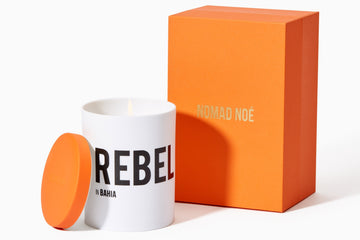 Rebel Scented Candle Neroli Orange Blossom