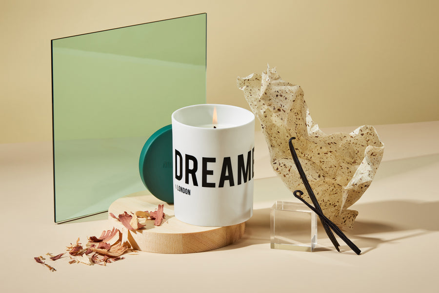 DREAMER in London - Cedarwood & Vanilla candle - Nomad Noé