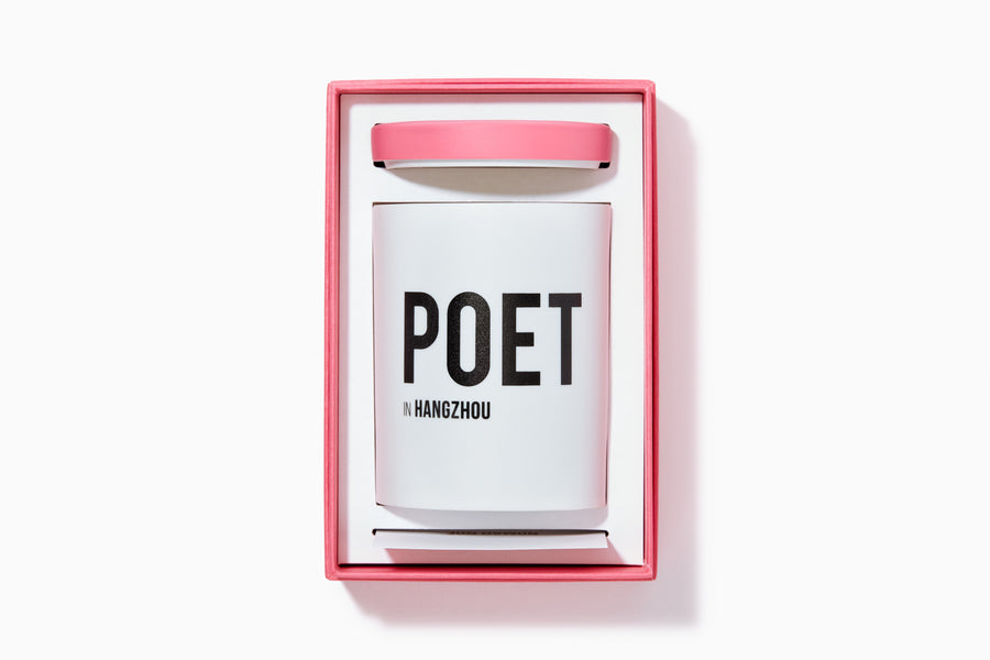 POET in Hangzhou - Bamboo & Tuberose candle - Nomad Noé
