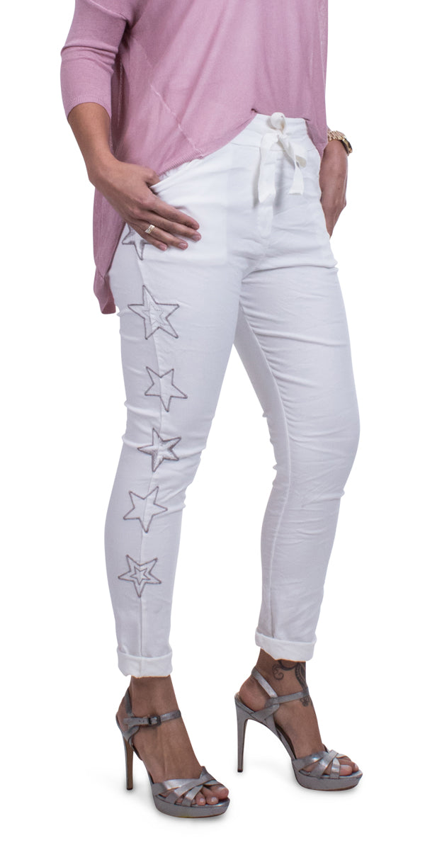 Star Side Pants