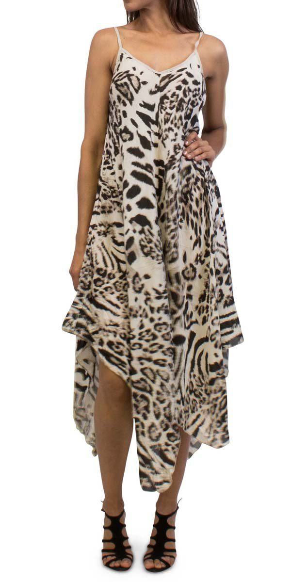 ISABETTA TIGER DRESS