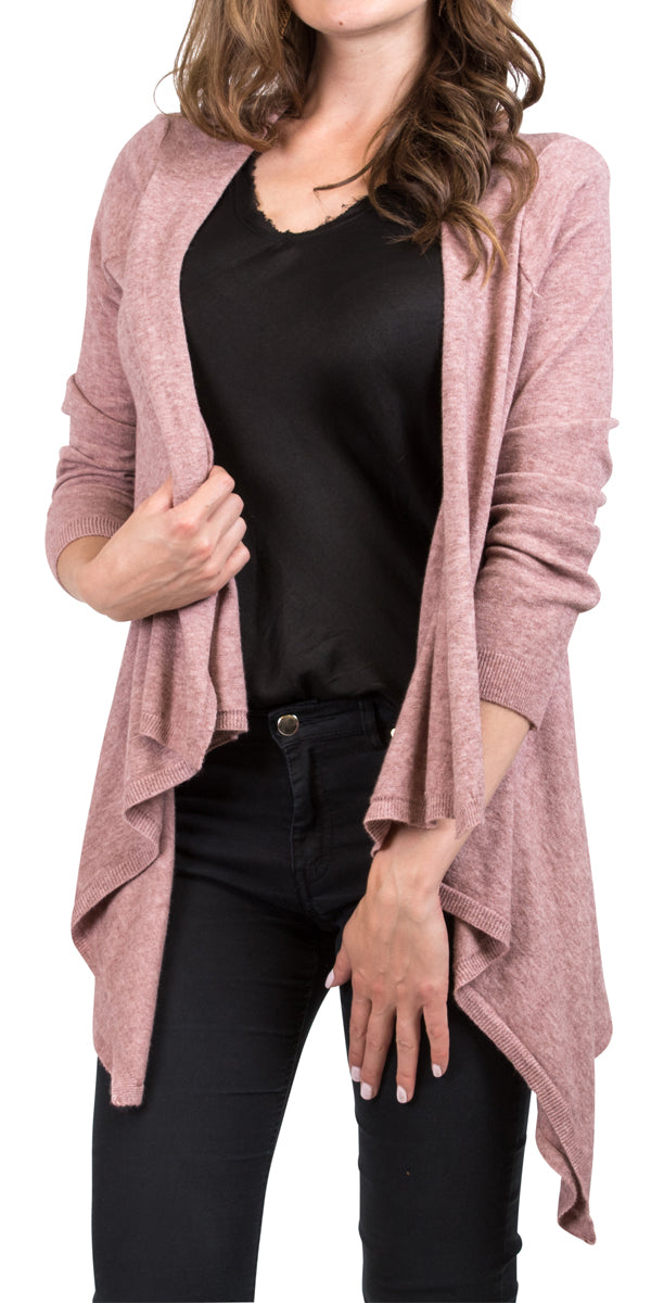 Asymmetrical Cardigan