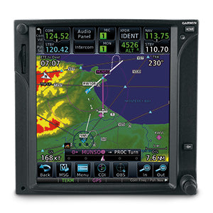Garmin GTN 750 Navigator with Comm and GPS-WAAS