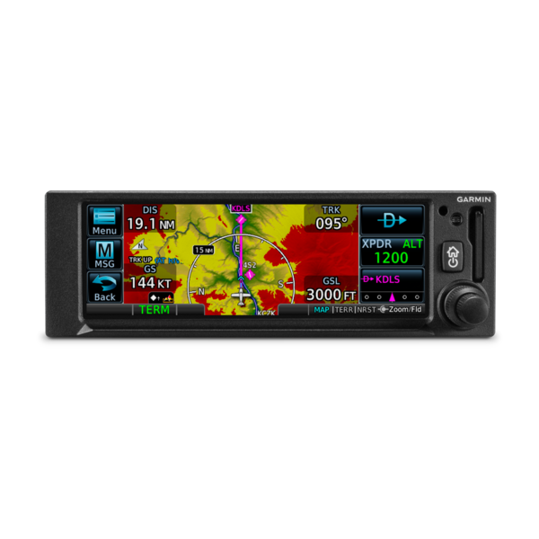Garmin GNX 375 GPS WAAS Navigator with ADSB IN and OUT