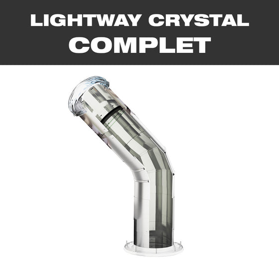 LW CRYSTAL COMPLET 300 for smooth pitched roof