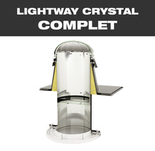 LW CRYSTAL COMPLET 600 for flat roof