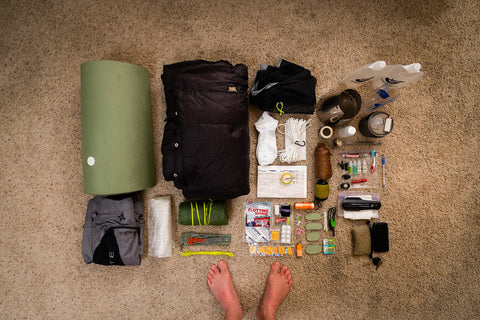 Best  Backpacking Gear - All That You Need To Backpack Across Western Europe This Summer - Camping Set