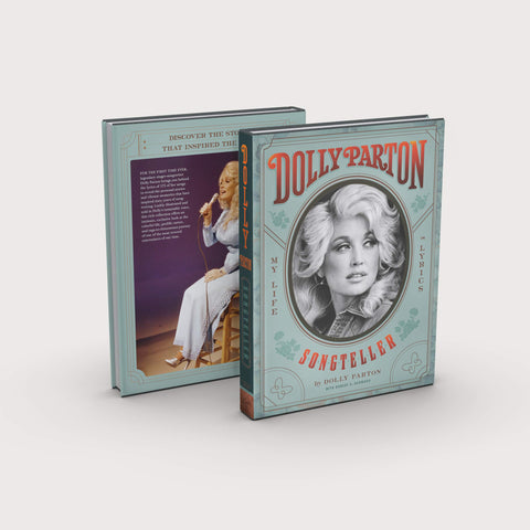 Top 10 Must-read Books On Minimalism & Music For Music Lovers Dolly Parton, Songteller: My Life In Lyrics by Dolly Parton