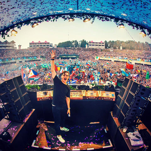 Most Popular Music Festival DJ's you Don't Want to Miss - Martin Garrix Unique Vibe