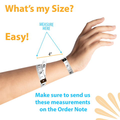How our Wrist Wallet works - SoFree Creations