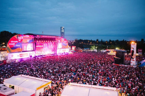 The Biggest Music Festivals In The World By Attendance - Donauinselfest music-festival