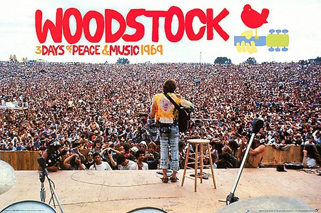 The Biggest Music Festivals In The World By Attendance - Woodstock music festival