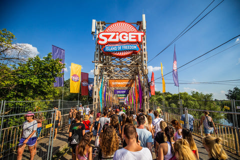 The Biggest Music Festivals In The World By Attendance Sziget