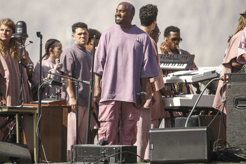 Top 10 Musicians That Will Blow Your Mind At Any Music Festival Kanye West