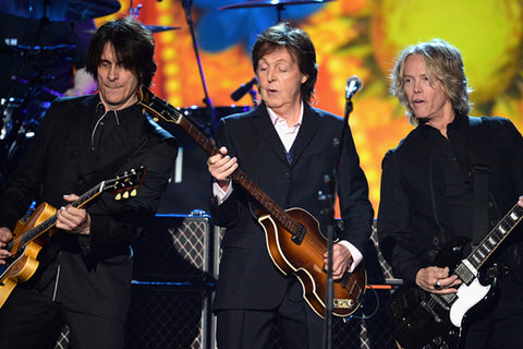Top 10 Musicians That Will Blow Your Mind At Any Music Festival Paul-McCartney
