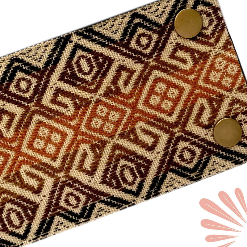 SoFree Creations Wrist Wallet Copy of Ethnic Peruvian Wrist Wallet 2