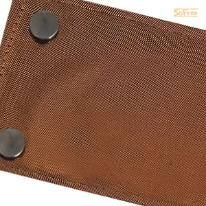 Copper Metallic Wrist Wallet By SoFree Creations