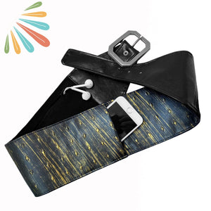 SoFree Creations Travel Belt with Secret Pockets FLBELT4-XS