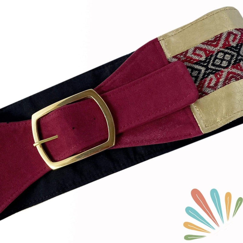 SoFree Creations Travel Belt with Secret Pockets HNLBELT2-XS