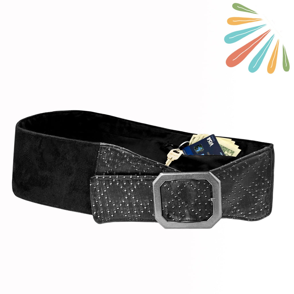 SoFree Creations Travel Belt with Secret Pockets | Rocker