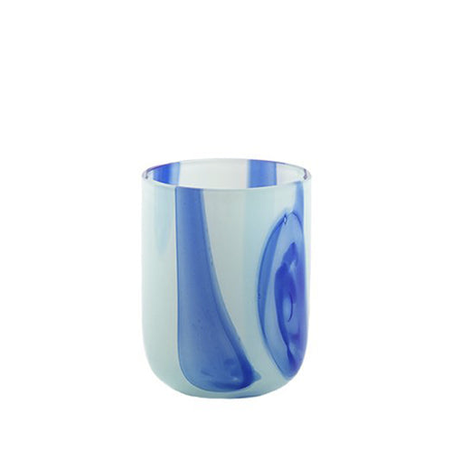 Kodanska Vandglas Flow Light Blue