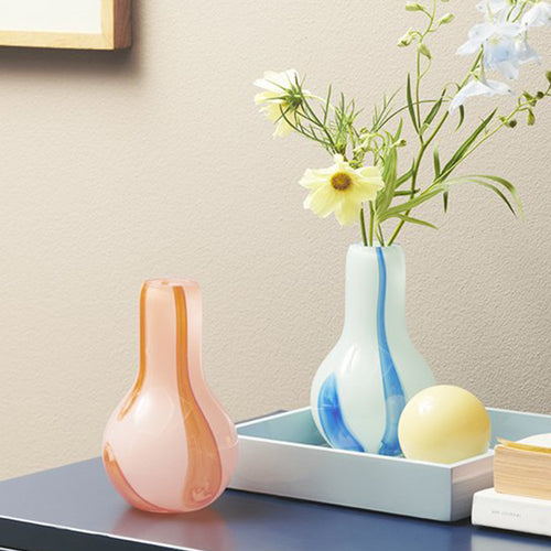 Kodanska Flow Vase Mini Light Blue