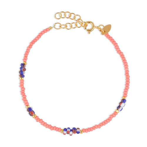BY THIIM Simplicity Coral Blue