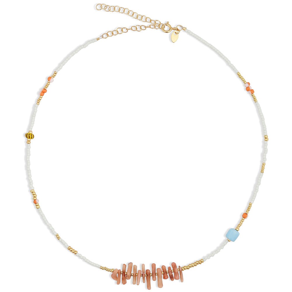 BY THIIM Halskæde Boho Necklace