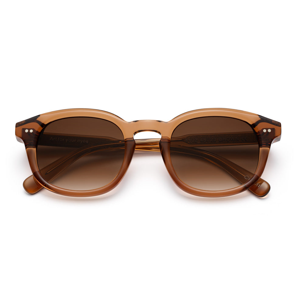 Chimi Solbriller Brown #102