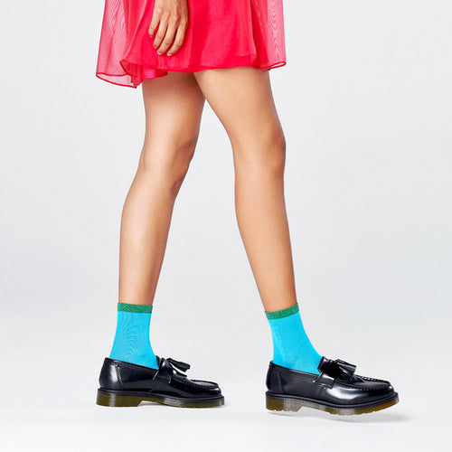 Hysteria Liza Ankle Sock Turkis