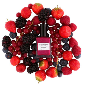 Nailberry Neglelak Berry Fizz