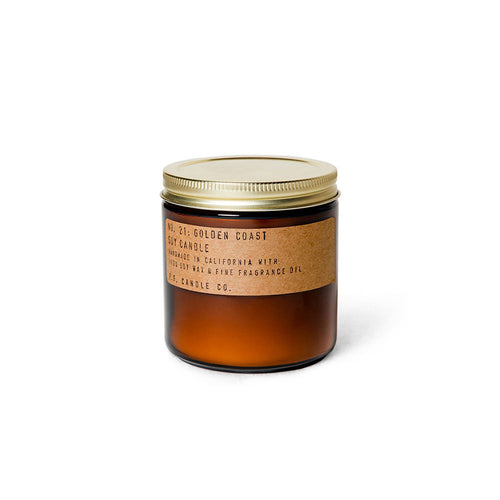 P.F. Candle Co Soja Duftlys No. 21 Golden Coast
